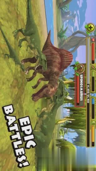霸王龙生存模拟游戏截图3