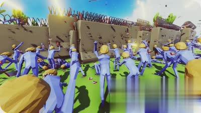 全面战争模拟器中文版游戏截图2