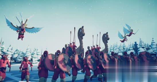 全面战争模拟器无敌版游戏截图2