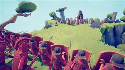 全面战争模拟器手机版游戏截图4