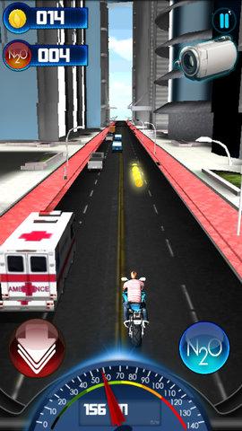 勇敢的摩托车手游戏截图3