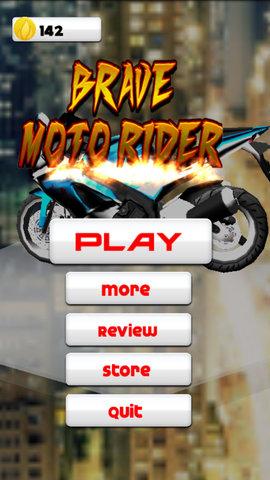 勇敢的摩托车手游戏截图4